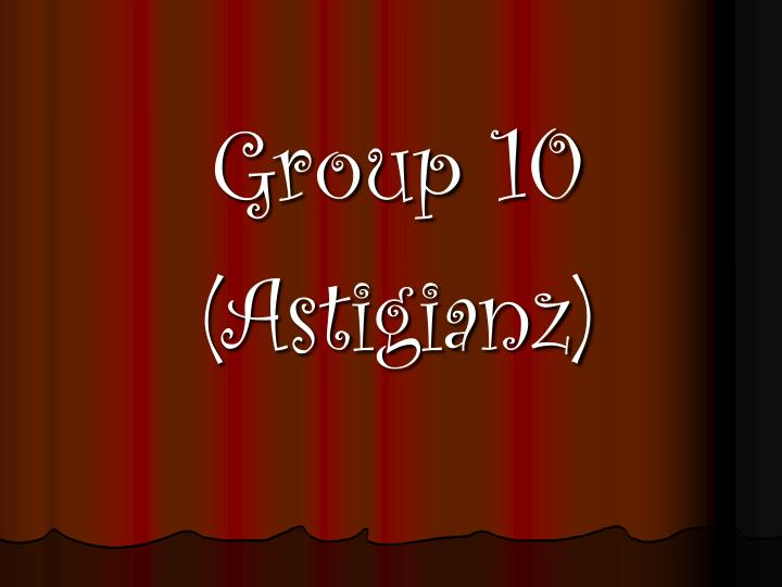 Group 10