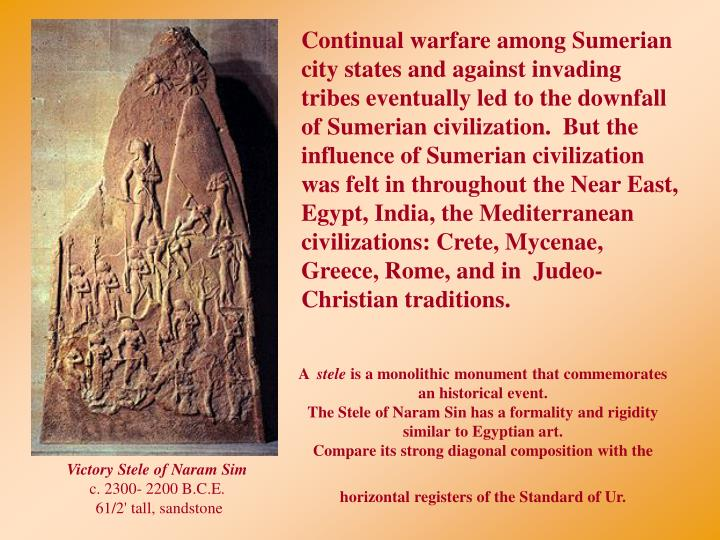 the downfall of the sumerians