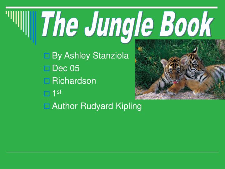 Ppt the jungle book powerpoint presentation id5490911 the jungle book toneelgroepblik Gallery