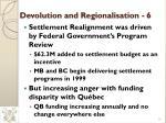 devolution and regionalisation 6