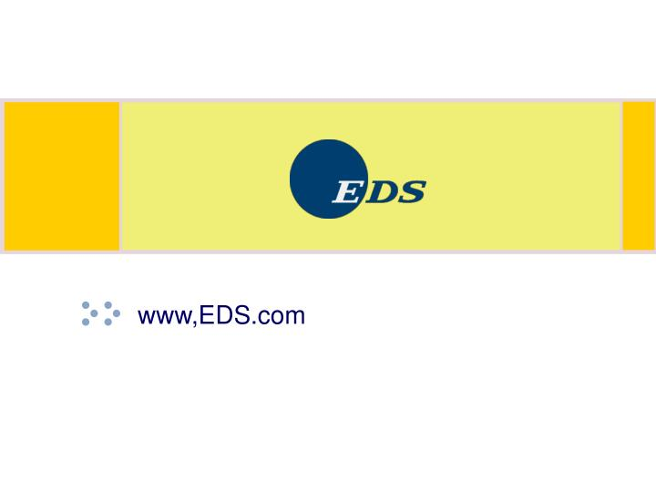 www,EDS.com