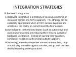 integration strategies1
