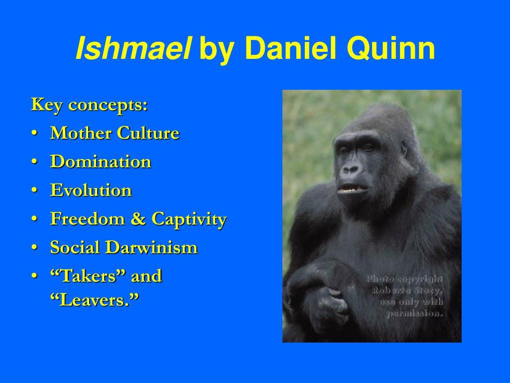 ishmael david quinn