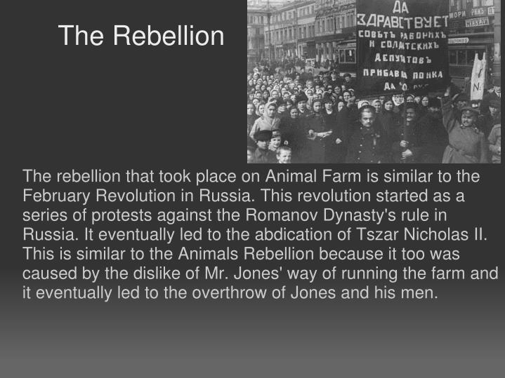 animal farm parallels the russian revolution Use this assessment to test your understanding of the historical references in ''animal farm'' you may complete this short quiz online, or print.