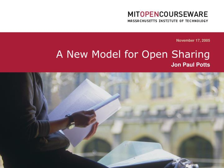 mit opencourseware financial accounting