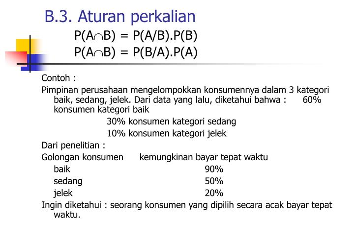 B.3. Aturan perkalian