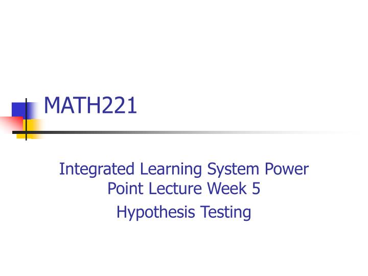 math 221 Mth 221 - mathematics for elementary teachers i exploration of the teaching and learning of geometry, measurement, patterns and functions, probability.