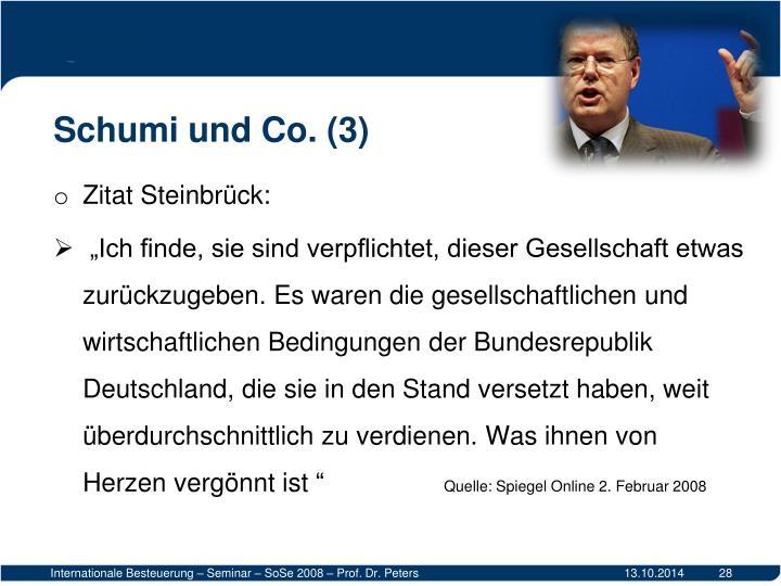 Schumi und Co. (3)