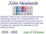 john newlands1