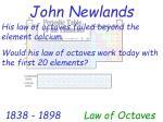 john newlands2