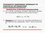 stochastic dominance approach to portfolio optimization5