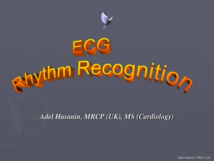 PPT - Adel Hasanin, MRCP (UK), MS (Cardiology) PowerPoint