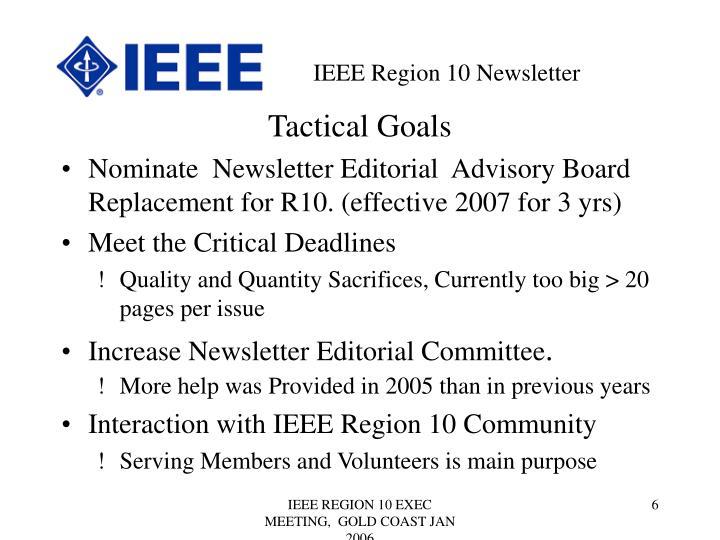 IEEE Region 10 Newsletter