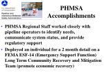 phmsa accomplishments1