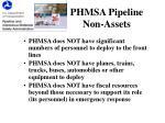 phmsa pipeline non assets