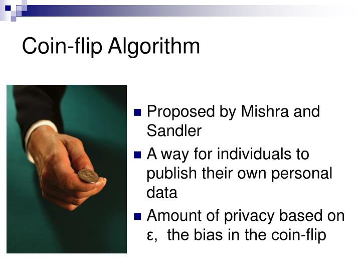 Coin-flip Algorithm