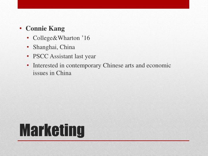 Connie Kang