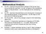 mathematical analysis1