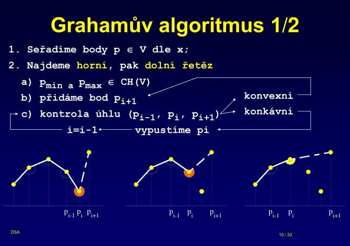 Grahamův algoritmus 1