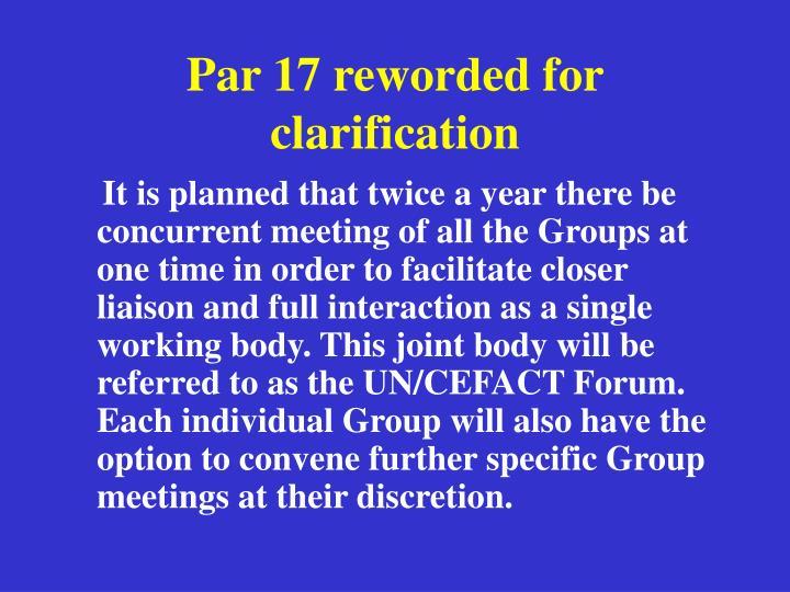 Par 17 reworded for clarification