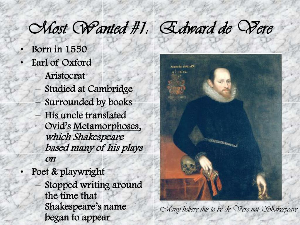 PPT - The Renaissance Theater and William Shakespeare PowerPoint