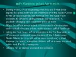 mp maritime polar air masses