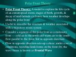 polar front theory