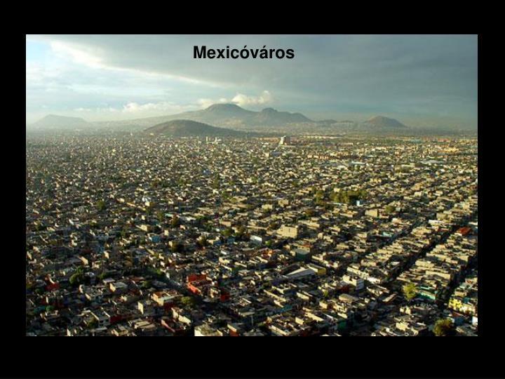 Mexicóváros