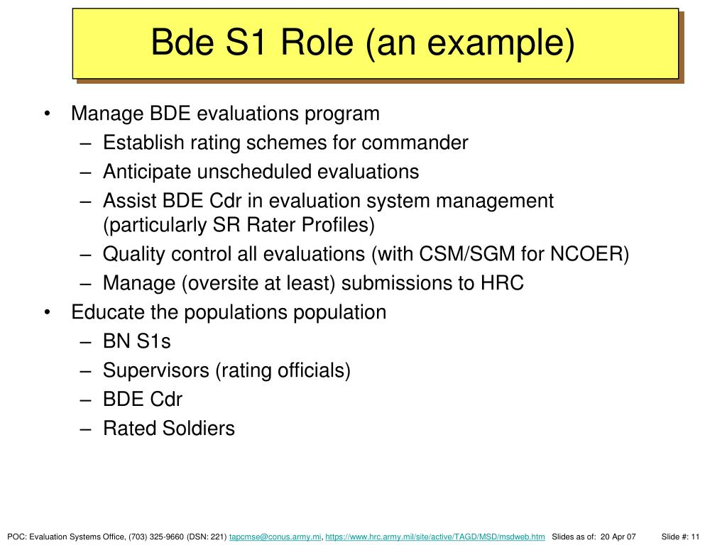PPT - 2007 Evaluation Initiatives PowerPoint Presentation ... S Oer Support Form Examples on field-grade oer example, new army oer example, oer support form oct 2011, elevation plan example, da 67 9 1a example, oer support form word document, army letter of recommendation example, u.s. army mental evaluation example, warrant officer oer example, oer support form lotus, relief for cause ncoer example,