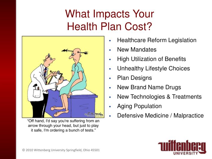 What Impacts Your