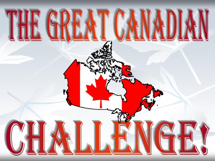The Great Canadian