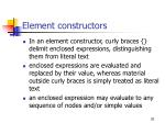 element constructors1