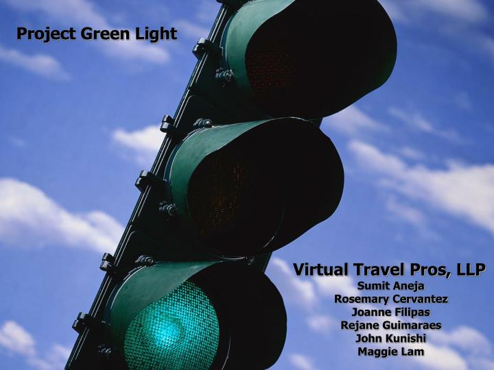 project green light n.