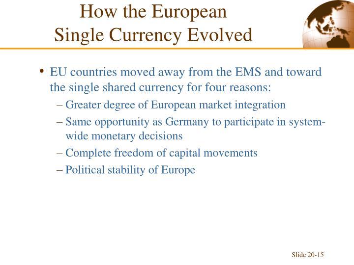 How the European