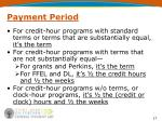 payment period1