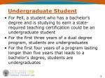 undergraduate student1