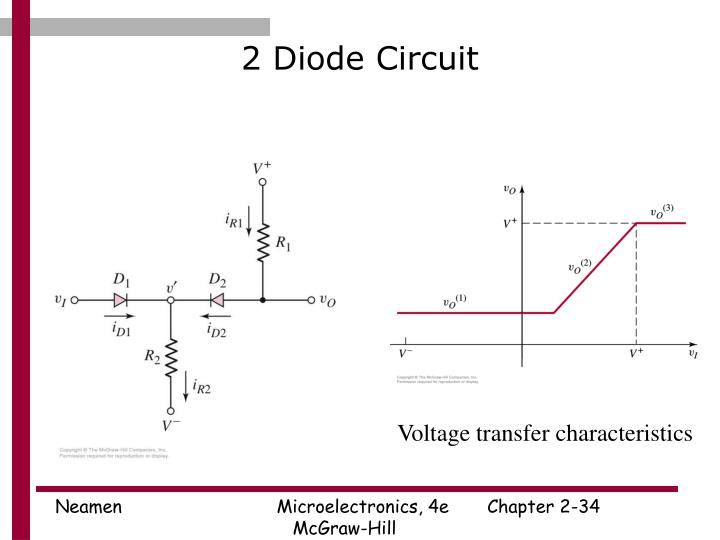 2 Diode Circuit