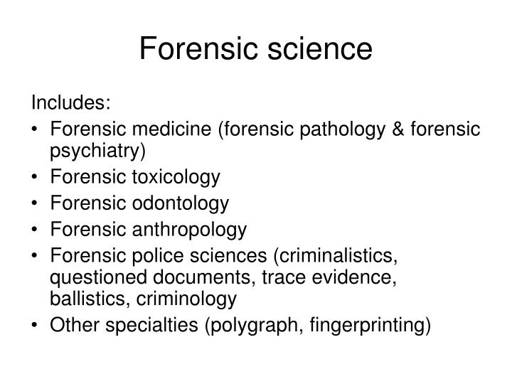 a career analysis criminology and forensic pathology Begin a path to a career in law enforcement, in such varied fields as criminology, forensic psychology, or criminal law elevate your crime writing to the next level start a blog or podcast about crime.