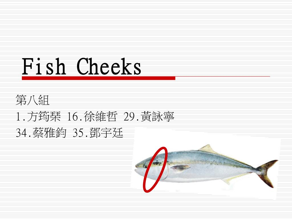 PPT - Fish Cheeks PowerPoint Presentation, free download ...