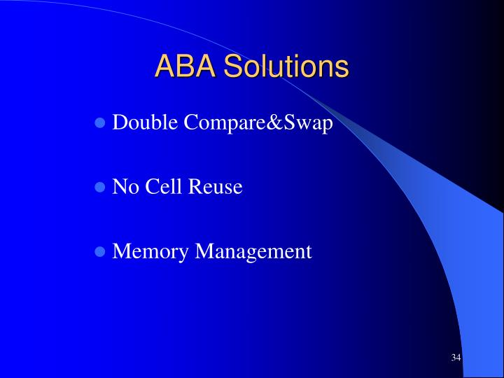 ABA Solutions