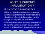 what is chronic inflammation