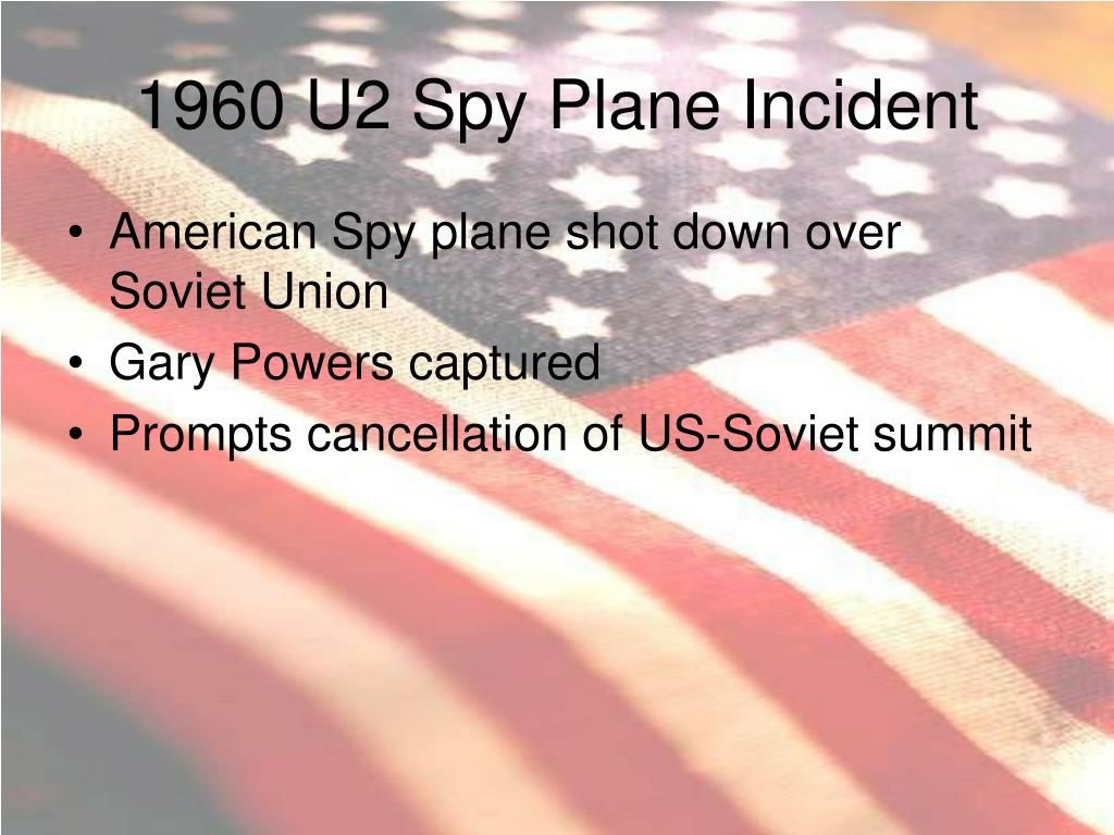 PPT - COLD WAR TIMELINE OF EVENTS PowerPoint Presentation