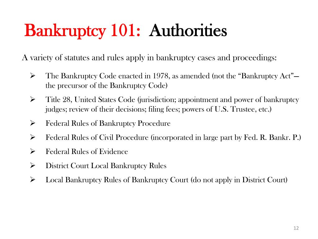 federal rules of bankruptcy procedure 9014