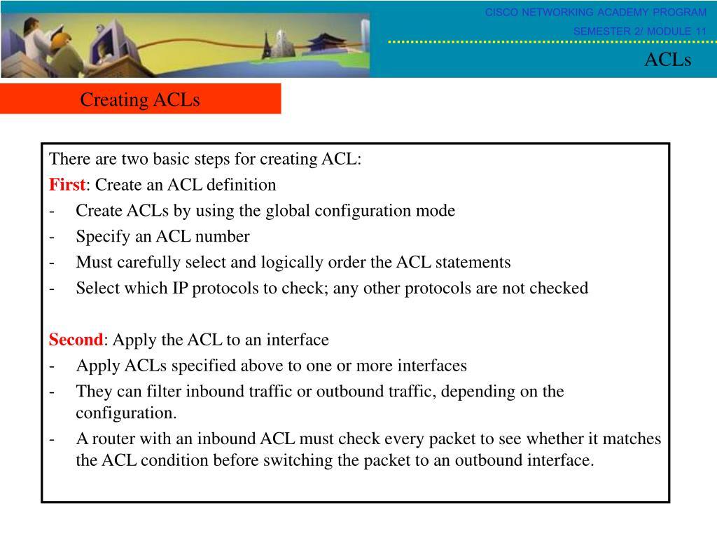 PPT - CISCO NETWORKING ACADEMY PROGRAM (CNAP) SEMESTER 2