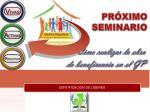pr ximo seminario