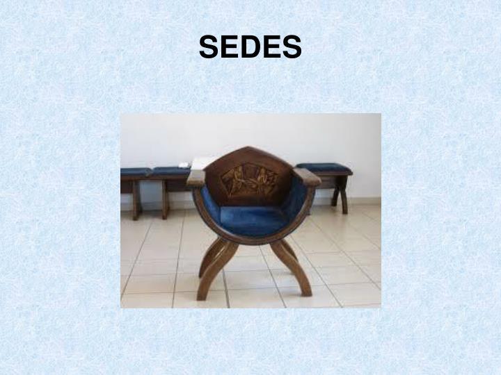 SEDES