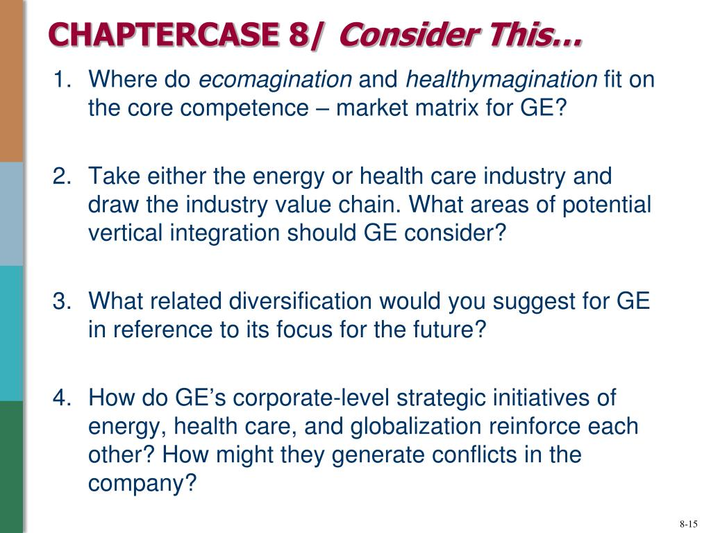 PPT - Corporate Strategy: Vertical Integration and Diversification