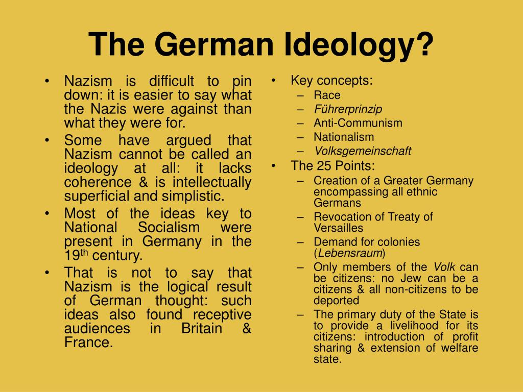 PPT - HI136 The History of Germany Lecture 9 PowerPoint
