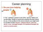 career planning2