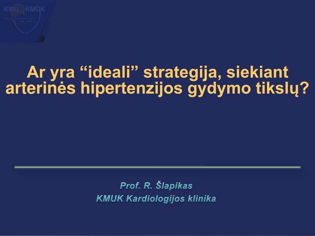 išorinė hipertenzija hipertenzijos vaistas diabetikams